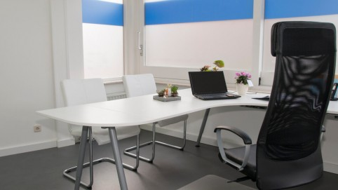 Professional office cleaning service in London.