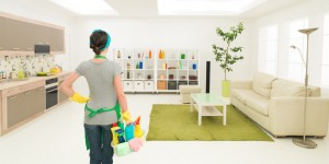 Professional move out cleaning service in London.