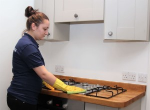 Our end of tenancy cleaners in London