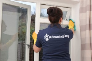Professional window cleaning services with -20% OFF.