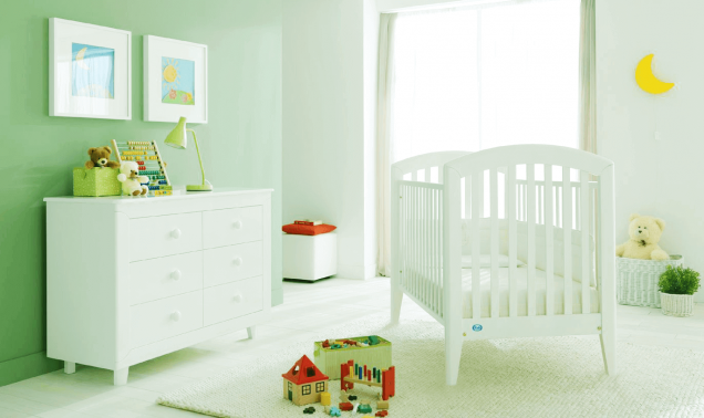 Clean your home before your baby arrives!