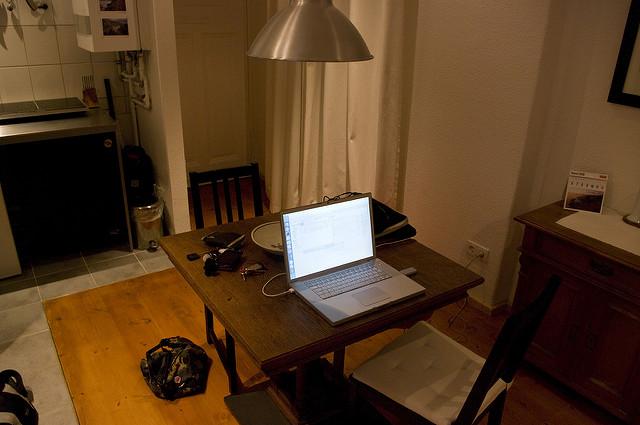 Organizing your flat.