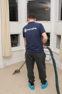 Our carpet cleaners use top-of-the-notch cleaning equipment.