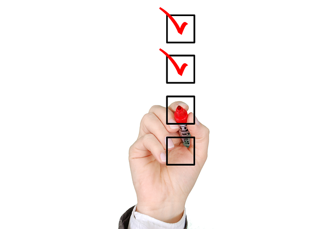 Prepare a list with all end of tenancy cleaning tasks and follow it.