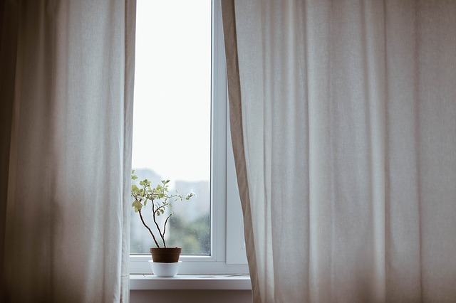 Impeccably clean windows will give the whole place a better appearance.