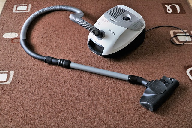 Vacuum cleaners for home use can't remove all of the dust and particles from the carpet.