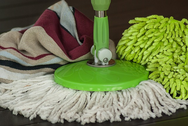 End of tenancy cleaning is more than just mopping the floors.