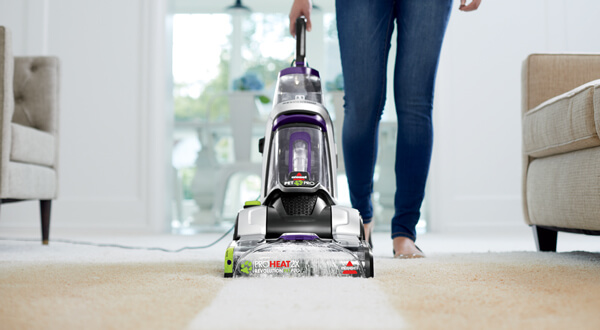 How to Dry Clean Carpet At Home