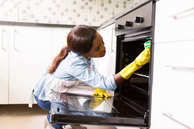 10 Unbelievably Easy Oven Cleaning Tricks